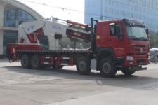 重汽豪沃120吨汽车起重机