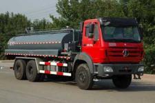 胜利高原牌SHL5250GCL型油井液处理车