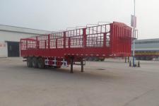 郓宇13米33.2吨3轴仓栅式运输半挂车(YJY9400CCYE)