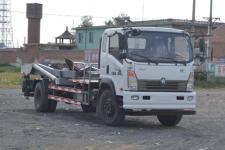 王牌牌CDW5160ZBGA1C4型背罐车图片