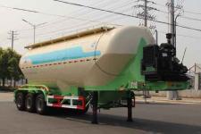 开乐牌AKL9401GFLB1型中密度粉粒物料运输半挂车图片