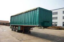 吉鲁恒驰牌PG9400ZLS型散装粮食运输半挂车图片