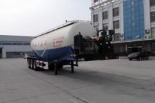 中梁宝华10.2米29.6吨3轴下灰半挂车(YDA9402GXH)