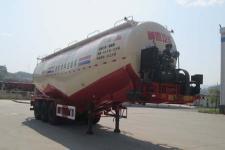 神鹰牌YG9404GFL型低密度粉粒物料运输半挂车图片