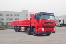 红岩国四前四后八货车350马力16吨(CQ1315HTVG466HH)