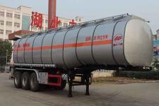 中汽力威牌HLW9400GSY型食用油运输半挂车图片