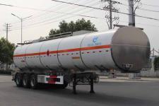 AKL9409GRYA型开乐牌易燃液体罐式运输半挂车图片