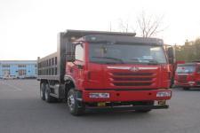 解放牌CA3251P2K2L3T1E5A80-1型平头柴油自卸汽车图片