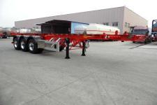 兴扬10.2米35吨3轴危险品罐箱骨架运输半挂车(XYZ9400TWYA)