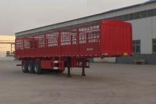 郓宇13米33.5吨3轴仓栅式运输半挂车(YJY9400CCY)
