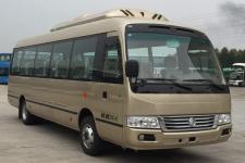 金旅牌XML6809JEV10型纯电动客车图片