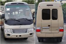 金旅牌XML6809JEV10型纯电动客车图片2