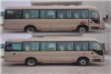 金旅牌XML6809JEV10型纯电动客车图片3