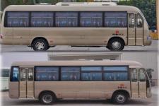金旅牌XML6809JEV10型纯电动客车图片4