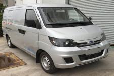 开瑞牌SQR5020XXYBEVK06型纯电动厢式运输车