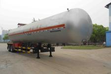 四六13米2.2吨2轴易燃气体罐式运输半挂车(WHC9300GRQ)