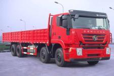 红岩国四前四后八货车290马力18吨(CQ1315HMVG466)