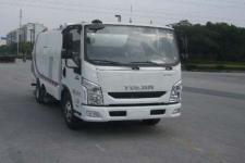 沪光牌HG5077TXC型吸尘车