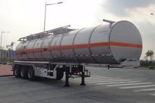 永强牌YQ9404GHYB型化工液体运输半挂车图片