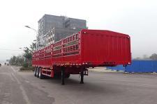 成星牌HCX9401CCY型仓栅式运输半挂车图片