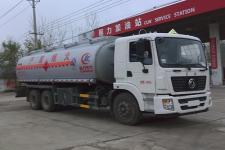 CLW5258GYY4型程力威牌运油车图片