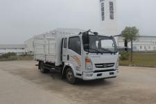 重汽豪曼国四单桥仓栅式运输车99-143马力5吨以下(ZZ5048CCYD18DB0)