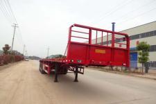 成星12.4米33吨3轴平板半挂车(HCX9400P)