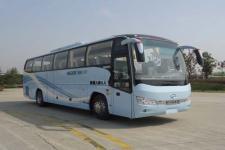 海格牌KLQ6112HAHEVE51型混合动力客车图片