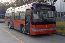 8.5米|10-30座金龙混合动力城市客车(XMQ6850AGCHEVD51)