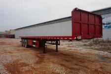 赣安12米35吨3轴平板半挂车(BGA9400P)