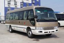 7米|10-23座金旅纯电动客车(XML6700JEVF0)