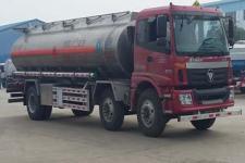 程力威牌CLW5251GYYLB4型铝合金运油车