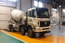 欧曼牌BJ5313GJB-AB型混凝土搅拌运输车