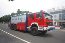 中卓时代牌ZXF5190TXFJY200型抢险救援消防车