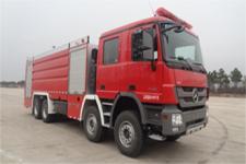 金盛盾牌JDX5390GXFSG200/B型水罐消防车