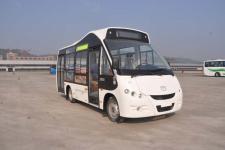 五洲龙牌WZL6690EVG型纯电动城市客车