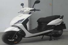 古思特牌GST125T-27A型两轮摩托车图片