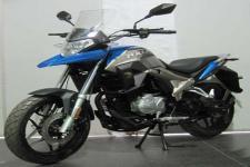 宗申(ZONGSHEN)牌ZS150-51型两轮摩托车图片