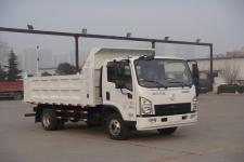 陕汽牌SX2041GP5型越野自卸汽车图片