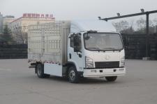 陕汽商用车新能源单桥纯电动仓栅式运输车82马力5吨以下(SX5070CCYBEV1)