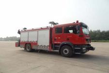 天河牌LLX5134TXFJY100/M型抢险救援消防车图片