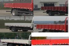 陕汽牌SX2040GP5型越野载货汽车图片