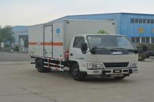 希尔牌ZZT5041XDG-4型毒性和感染性物品厢式运输车图片