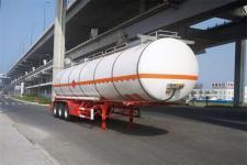 齐星牌QXC9401GRY型易燃液体罐式运输半挂车