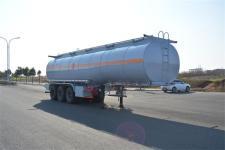 欧曼牌HFV9401GRY型易燃液体罐式运输半挂车图片