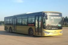安凯牌HFF6123G03CHEV-2型插电式混合动力城市客车图片