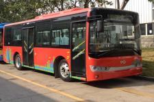 8.5米|10-26座金龙混合动力城市客车(XMQ6850AGPHEVN51)