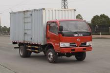 东风牌EQ2041XXY3GDFAC型越野厢式运输车图片