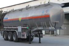 程力威牌CLW9401GYWL型氧化性物品罐式运输半挂车图片