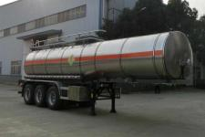 醒狮牌SLS9402GYW型氧化性物品罐式运输半挂车图片